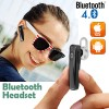 Wireless Bluetooth 4.0 Stereo Headphone Earphone Headset for IPhone 7 6s Plus Samsung Android Black Colour