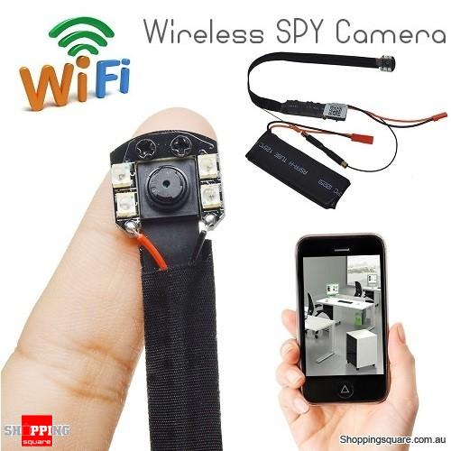 Spy cam online shopping
