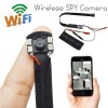 HD 1080P Mini Wireless SPY Hidden Camera DVR Video IP P2P Recorder with Wifi Module