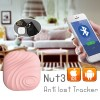 Nut 3 Bluetooth Anti-Lost GPS Smart Tracker Finder for Key Wallet Pink Colour