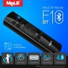 MeLE F10 Wireless Bluetooth Gyro IR Learning Air Mouse Remote Control with QWERTY Keyboard