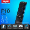 Mele F10 Pro Wireless Smart 2.4GHz Gyroscope Air Mouse with QWERTY Keyboard for Android TV Box