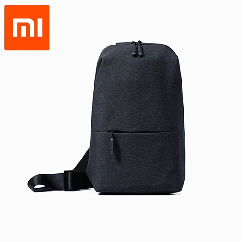 Xiaomi Multifunction Crossbody Bag Dark Gray Colour