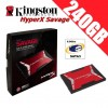 Kingston HyperX Savage 120GB Solid State Drive 2.5 inch SATA 3 Up to 560MB/s