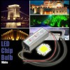 High Power 100W LED SMD Chip Bulb with Waterproof Driver Supply DC20-40V White Colour