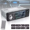 4.1 inch Bluetooth Car In-Dash Stereo Audio MP3 MP5 Player with Touch Screen Supported AM FM Aux USB TF