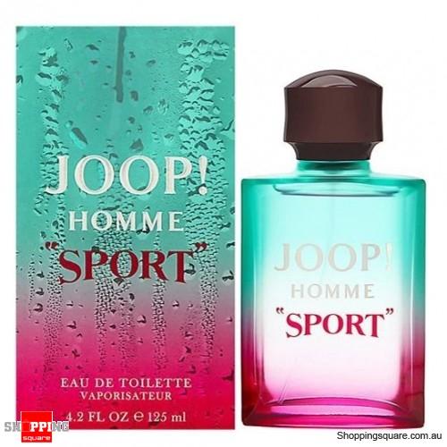 joop homme sport 125ml edt by joop for men perfume online shopping shopping square com au. Black Bedroom Furniture Sets. Home Design Ideas