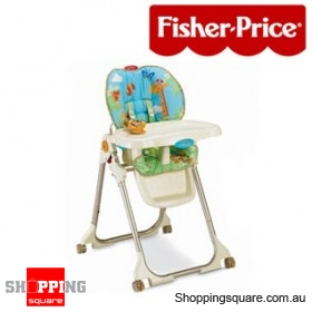 Fisher Price Rainforest High Chair  sc 1 st  Shopping Square & Fisher Price Rainforest High Chair - Online Shopping @ Shopping ...