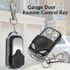 433mhz Electric Cloning Universal  Remote Control Key Fob for Gate Garage Door
