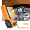 GM320 Non-Contact Laser IR Infrared Thermometer Temperature Meter Gun from -50℃ to 330℃ with LCD Digital Display
