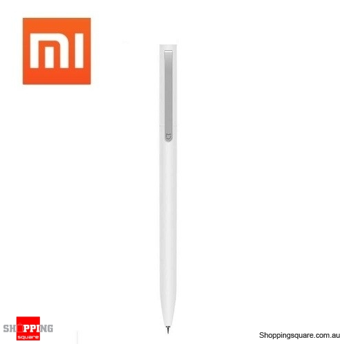 Genuine Xiaomi Mijia 0.5mm Writing Point Sign Pen 9.5mm Durable Signing Pen
