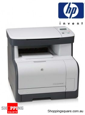 HP COLOR LASERJET CM 1312 MFP PRINT, Mono up to 12 ppm