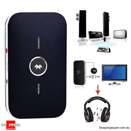 2 In1 HiFi Wireless Bluetooth Audio Transmitter & Receiver