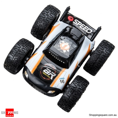 Remote Control Stunt Buggy Car