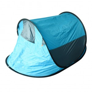 2 Person Outdoor Instant Pop Up Camping Tent Easy Up Tent