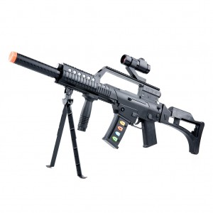 Electronic Toy Machine Gun with Sound