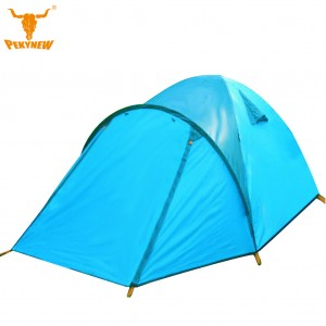 4 Person Family Tent Waterproof Camping Hiking