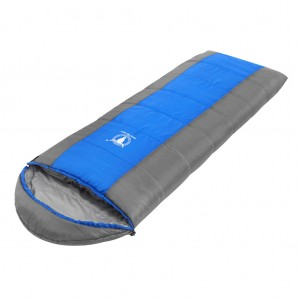 Outdoor Camping Envelope Sleeping Bag For Single Person
