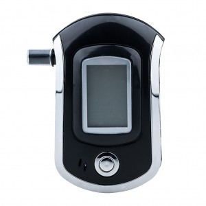 Breath Alcohol Tester/ Breathalyzer with Digital LCD Display