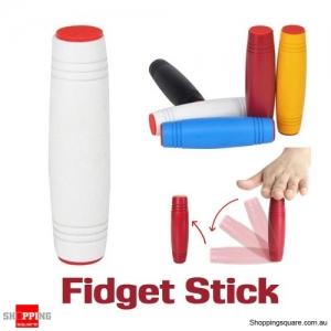 Fidget Innovative Flip-N-Roll Desk Toy Stress Reliever Mokuru White Colour