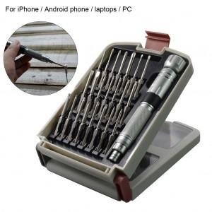 NANCH 22 in 1 Magnetic Screwdriver Set Steel Repair Tool