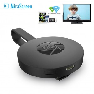MiraScreen G2 Wireless WiFi Display HDMI Dongle Miracast DLNA AirPlay 1080P