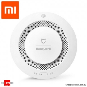 Genuine Xiaomi MiHome Honeywell Fire Smoke Alarm Detector with Photoelectric Smoke Sensor Remote Alert