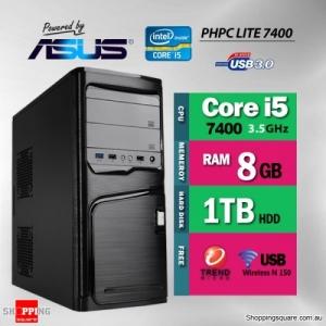 PHPC LITE 7400 (8G RAM / 1TB HDD / Free Bonus)