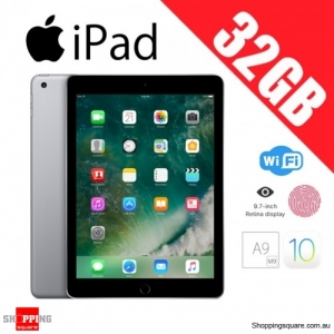 Apple iPad 32GB WiFi Tablet PC 9.7 inch Space Gray