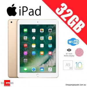 Apple iPad 32GB WiFi Tablet PC 9.7 inch Gold