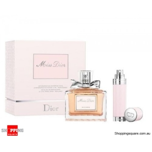 Miss Dior 100ml EDP by Christian Dior EDP - 2 Piece Set