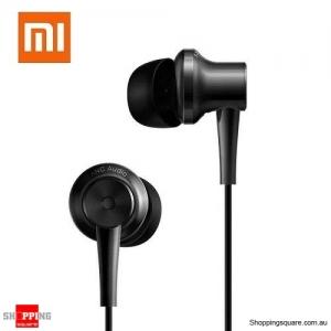 Original Xiaomi Active Noise Canceling USB Type-C Hybrid Driver Earphone With Mic Black Colour