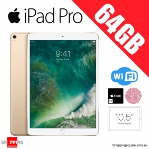 Apple iPad Pro 10.5 inch WiFi 64GB Tablet PC Gold