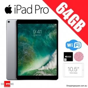 Apple iPad Pro 10.5 inch WiFi 64GB Tablet PC Space Gray
