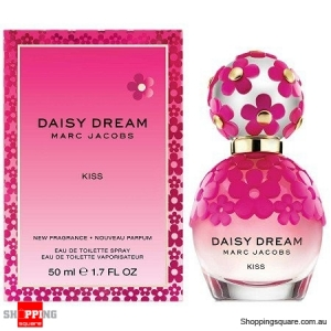 Daisy Dream Kiss 50ml EDT Spray By Marc Jacobs For Women Perfume