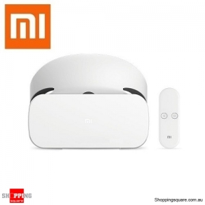 Genuine Xiaomi VR 3D Glasses Headset with Remote Controller