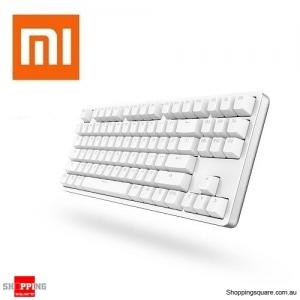 Xiaomi Yuemi MK01 87 keys Aluminium Alloy USB Keyboard with TTC Red Switch Backlight