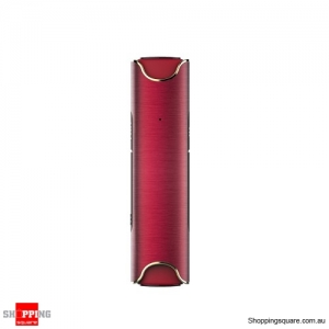 TWS S2 Bluetooth V4.2 Headset Built-in Mic IPX7 Waterproof with Charging Box Red Colour
