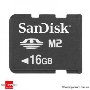 SanDisk Memory Stick Micro M2 16GB