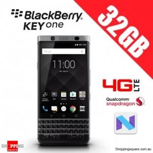 Blackberry Keyone 32GB BBB100-2 4G LTE Unlocked Smart Phone Black