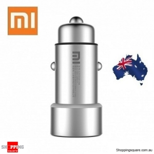 Genuine Xiaomi 3.6A Dual USB Ports Universal Car Charger for Samsung Android iPhone iPad