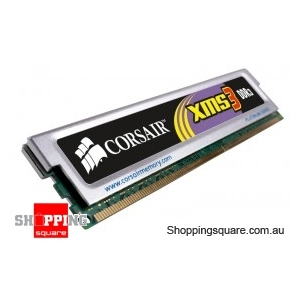 Corsair TR3X3G1333C9 3GB KIT DDR3 RAM