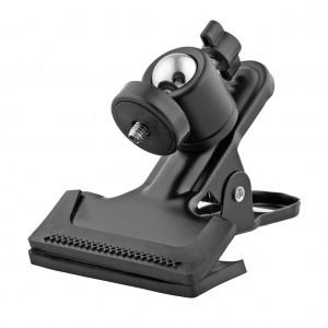 360 Degree Rotary Spring Clamp Clip Holder for GoPro Hero 1/2/3/3+/4