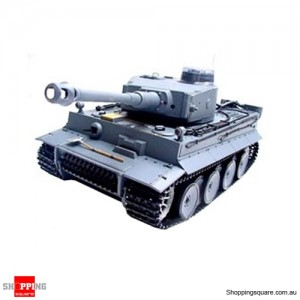 Marui Airsoft: RC Tank WW2 German  Tiger-I 1:16