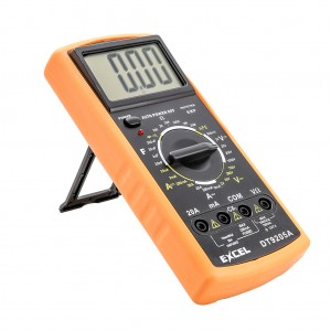 Excel DT9205A LCD Digital Multimeter