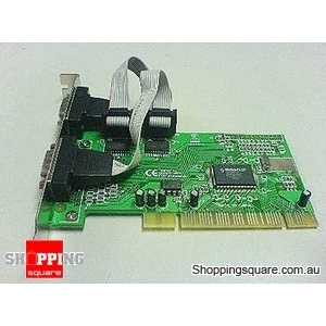 Skymaster 2 Port Highspeed Serial PCI Controller Card