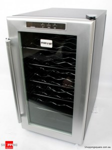48 Litres 18 Bottles Thermoelectric Wine Cooler