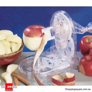 Apple Peeler - Peel Apple and Potato skin in 5 seconds