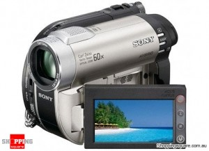 Sony Handycam Camcorder - DVD-FLASH DCRDVD650