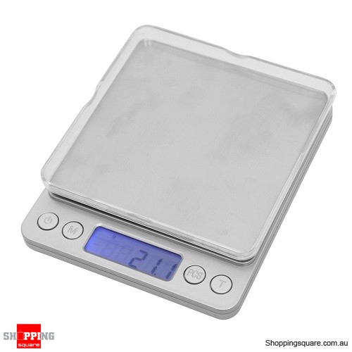 0.01-500g Digital LCD Kitchen Food Scale